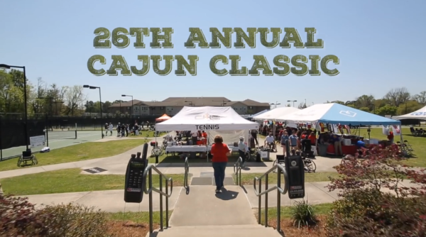 2015 Cajun Classic video frame for promotional