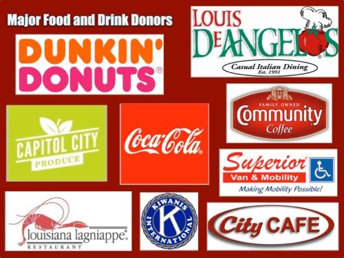 Hallowheel 2015 Food and Drink Sponsors