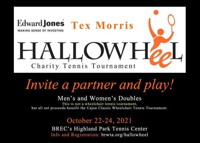 Hallowheel 2021 Tennis promotion card FRONT FINAL